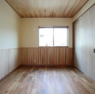 施工事例09_無垢の部屋